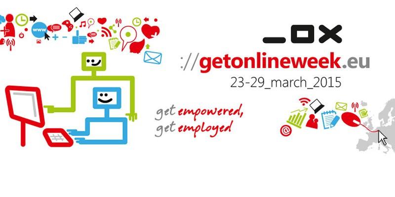 GetOnline Week 2015: Μια μεγάλη πανευρωπαϊκή εκστρατεία για την Πληροφορική υλοποιείται στην Ελλάδα