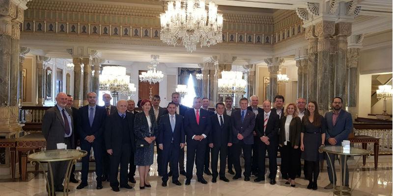 Η HePIS συμμετείχε στο 60ό Συμβούλιο της CEPIS στην Κωνσταντινούπολη